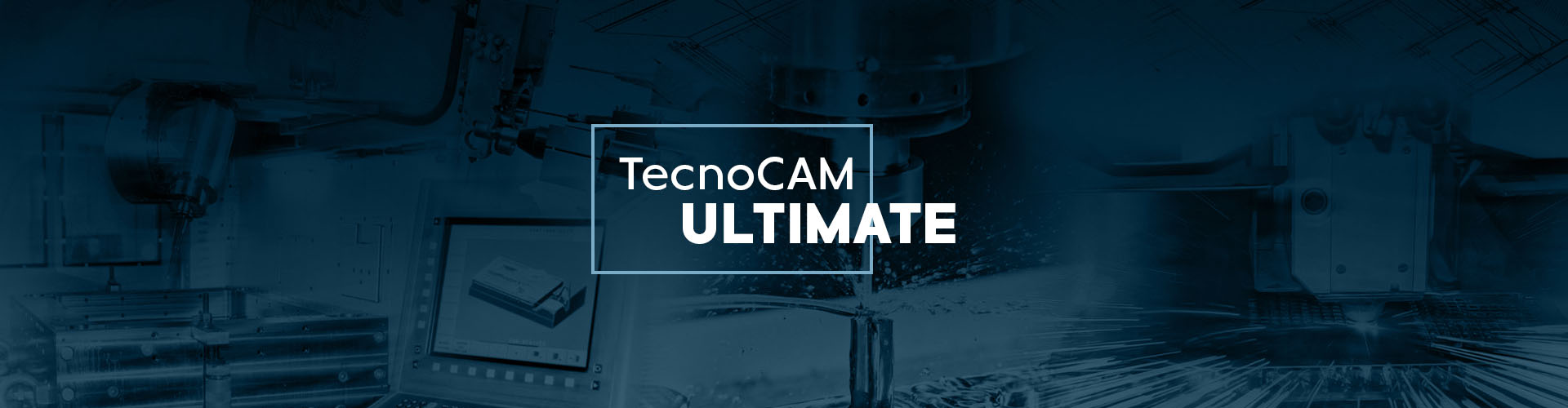 TecnoCAM ULTIMATE Software